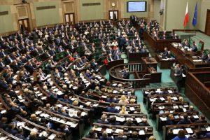 Sejm 300x200 - 21 lutego 2019 r. Sejm uchwalił ustawę o powołaniu Agencji Badań Medycznych