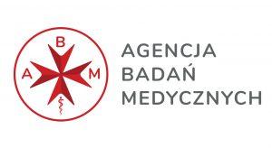 Agencja Badań Medycznych logo