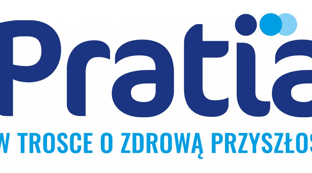 """Pratia logo 1038x576 - Pratia łączy siły z VirTrial, aby stać się pierwszą w Europie siecią ośrodków """"Virtual Trial Capable"""""""