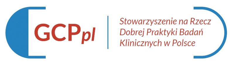 GCPpl logo - Stowarzyszenie GCPpl wraz z Gdańskim Uniwersytetem Medycznym przeprowadzi serię szkoleń z zakresu badań klinicznych