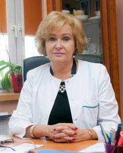 prof grazyna rydzewska 242x300 - Aktualności