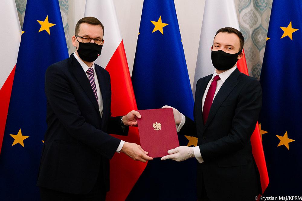 powolanie Radoslaw Sierpinski - Premier powołał pełnomocnika ds. rozwoju sektora biotechnologii